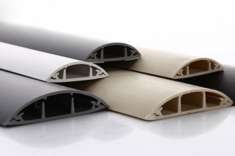 PVC Round Cable Ducting BRD