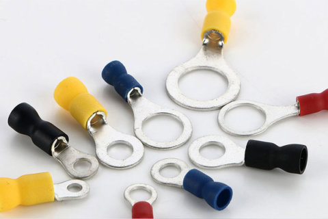 Insulated Ring Terminals