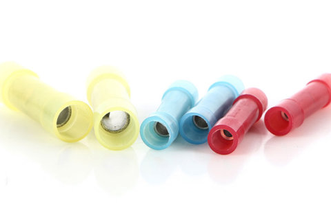 Nylon Insulated Butt Splice Connectors