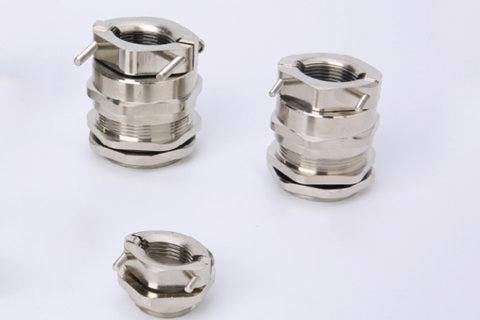 Brass Cable Gland Strain Relief